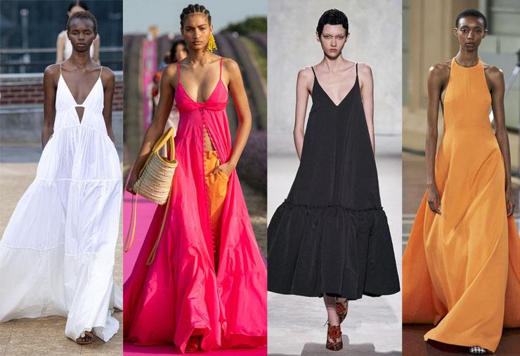 Макси роклята