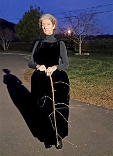 Маскировката на Селин Дион за Хелоуин