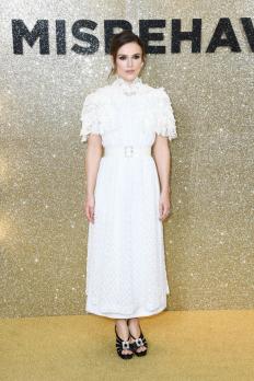 """Кийра Найтли на премиерата на """"Misbehaviour"""" в Лондон"""