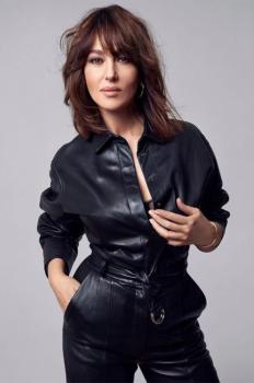 Моника Белучи за Cartier