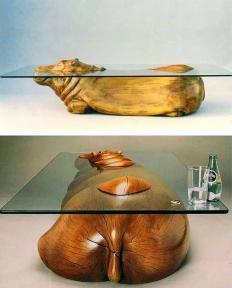 Маса Hippo от Derek Pearce
